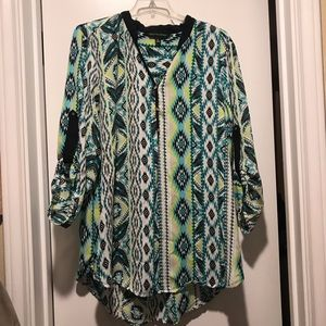 XL Signature Studio blouse
